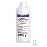 Концентрат коллоидного наносеребра дезинфицирующий водный  «AgБион-2» (концентрат 1:20)