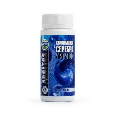 """Питьевой раствор """"Коллоидное серебро Аргитос"""" 115 мл"""